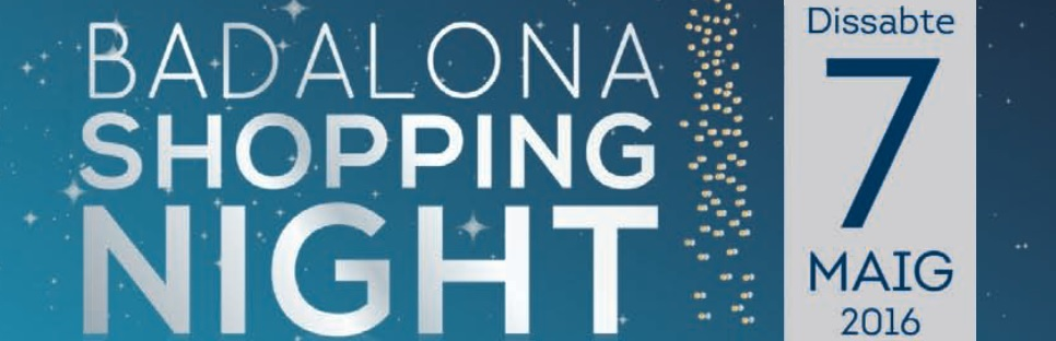 badalona shopping night 2016