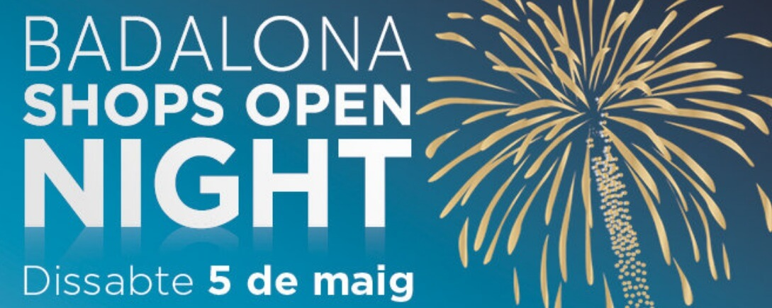 badalona shopping night 2018
